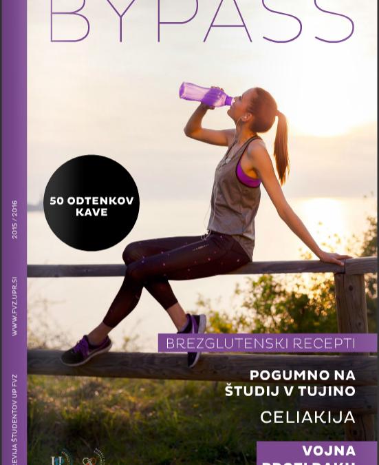 Vabljeni k branju študentske revije BYPASS