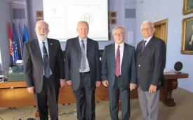 """Prof. dr. Peter Raspor, dr. h. c. mult. je bil izbran za mednarodnega člana """"Akademije tehničkih znanosti Hrvatske"""" (HATZ)"""