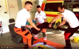 POT DO USPEHA – Promocijski video zdravstvene nege