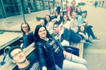 Ekskurzija študentov na Dunaj, pomlad 2016