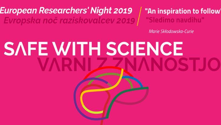 Noč raziskovalcev – Dan odprtih vrat UP FVZ 2019